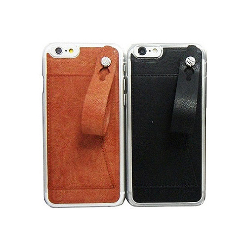 Magic strap Cover PU(one button)